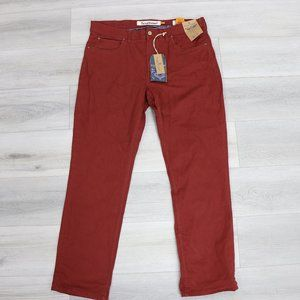 Tailor Vintage Men's Chino Stretch Straight Fit